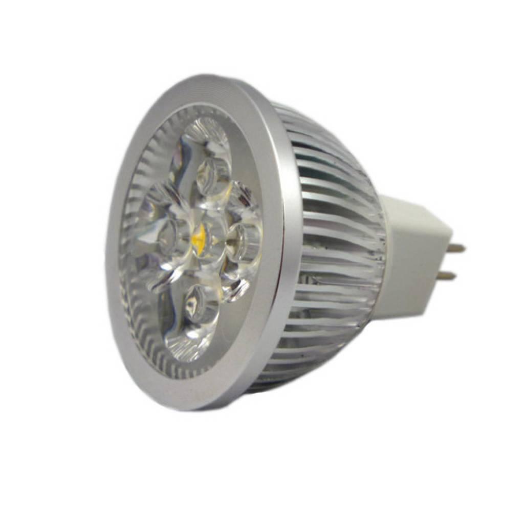 Foco LED GU5.3 MR16 12V 3 Vatios