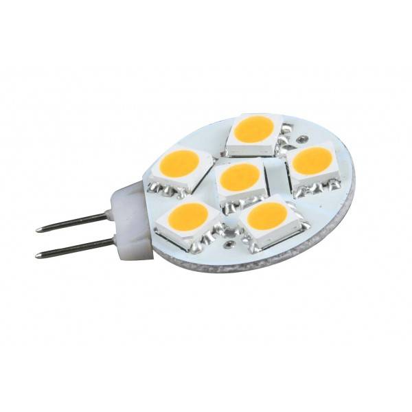 G4 LED Lamp 10-30V 1.5 Watt