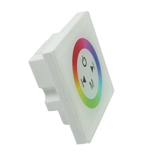 Controlador RGB para montaje en pared