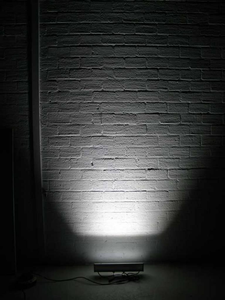 24V LED Wall Washer 12x1W Blanc