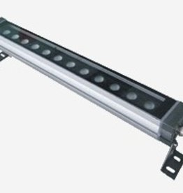 24V LED Wall Washer 12x1W Blanc