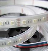 LED Strip RGB-WW 60 LED/m Single-Chip Flexible Waterproof (IP68) per 50cm