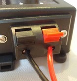 Regolatore della luminosità LED con comando a parete senza fili