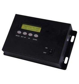 Controlador DMX con mando a distancia