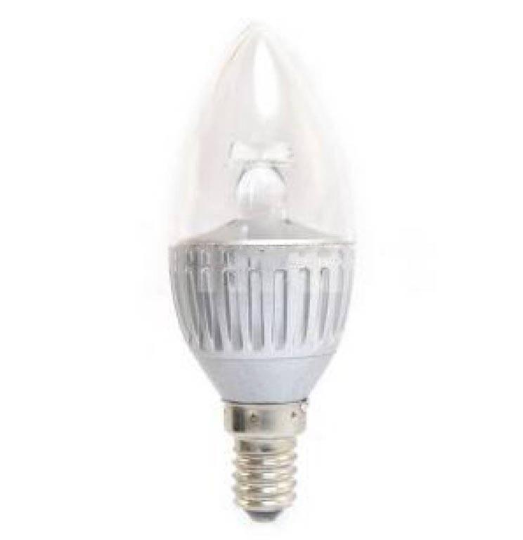 E14 LED-Kaars 230V 3 Watt