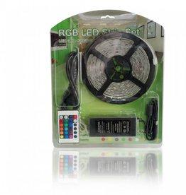 RGB Multicolor 30 LED / m - 5 Meter Komplett