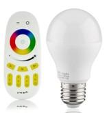 E27 RGBWW WiFi LED Bulb 6W iOS / Android compatible
