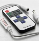 Mini-Regolatore della luminosità LED con telecomando