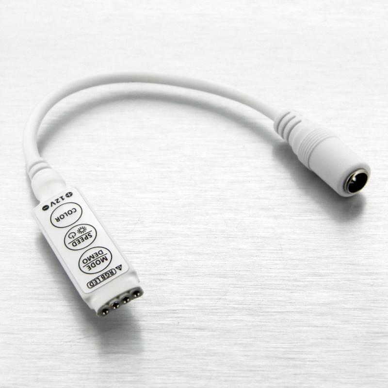 Mini RGB Controller ohne Fernbedienung