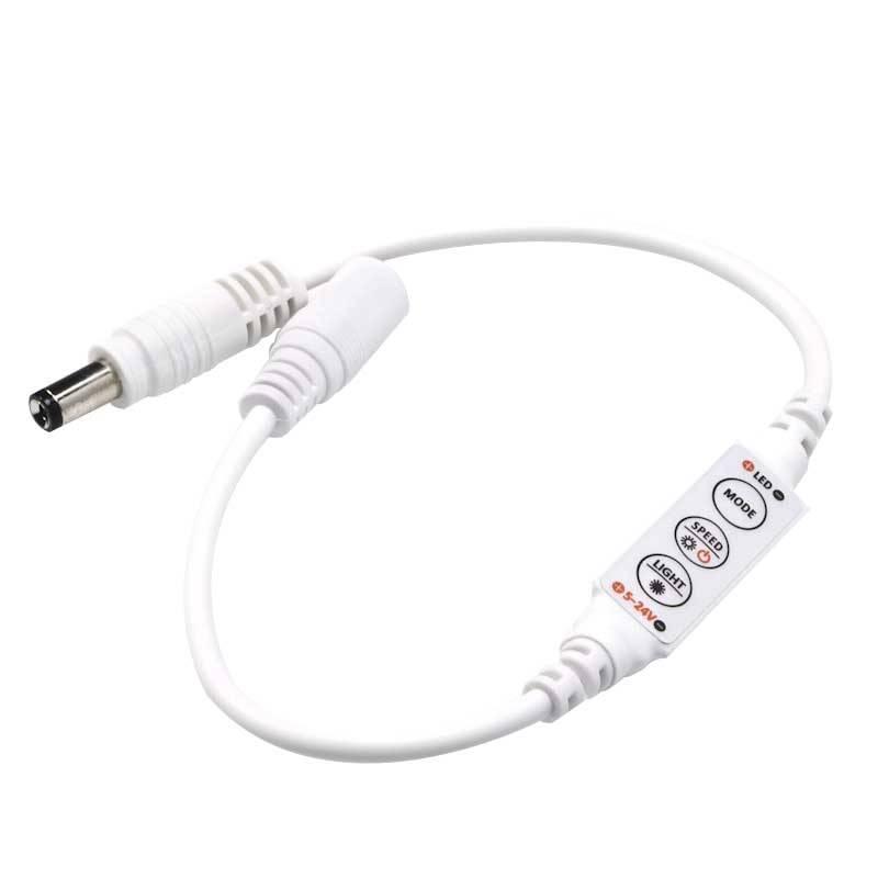 Mini LED Dimmer mit 3 Tasten
