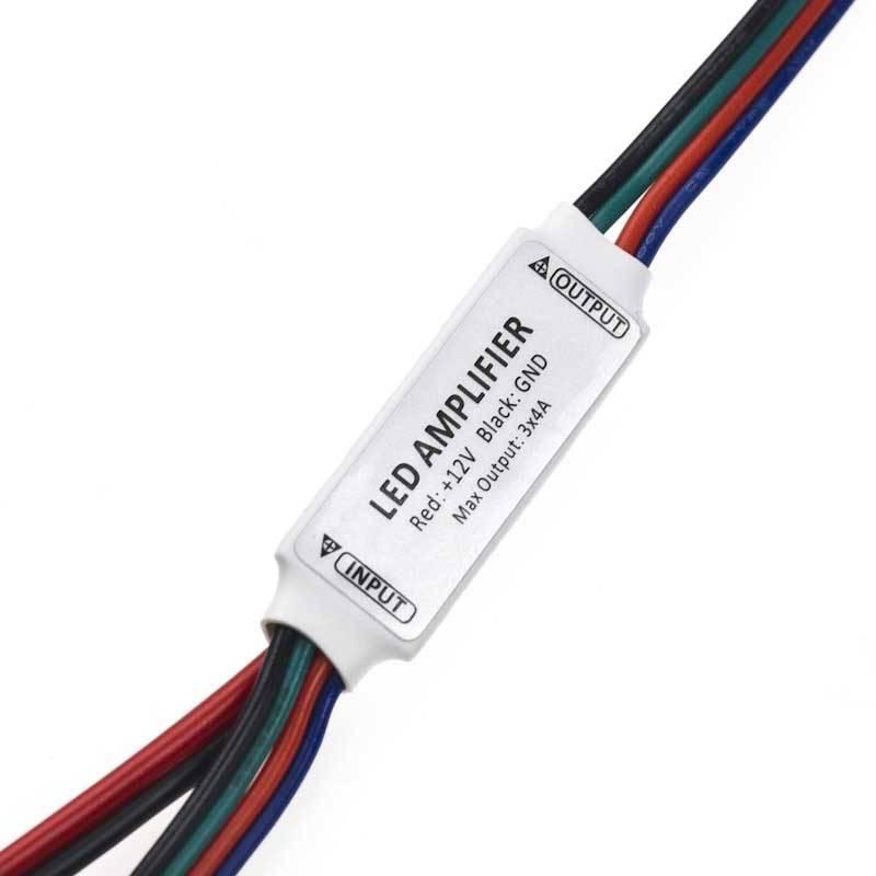 Amplificador RGB Mini (máx. 72W)