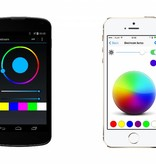 Contrôleur wLightbox RGBWW WiFi - Controlez Bande de RVB LED avec votre smartphone