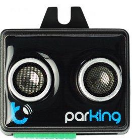Sensor de estacionamiento para tiras de LED RGB