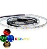 Tira LED Flexible 96 LEDs/m RGB-WW Solo Chip - por 50cm