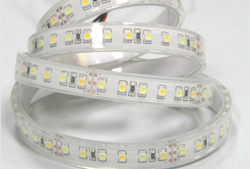 LED Strip Blue 120 LED/m Waterproof - per 50cm