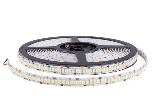 Striscia LED - 240 LED/m Bianco caldo Impermeabile - per 50cm