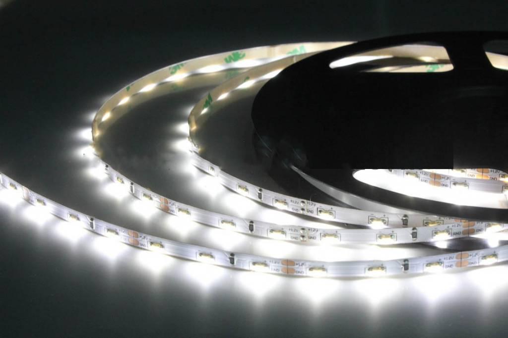 LED en bande 120 LED/m Blanc 335 émission latérale - par 50cm