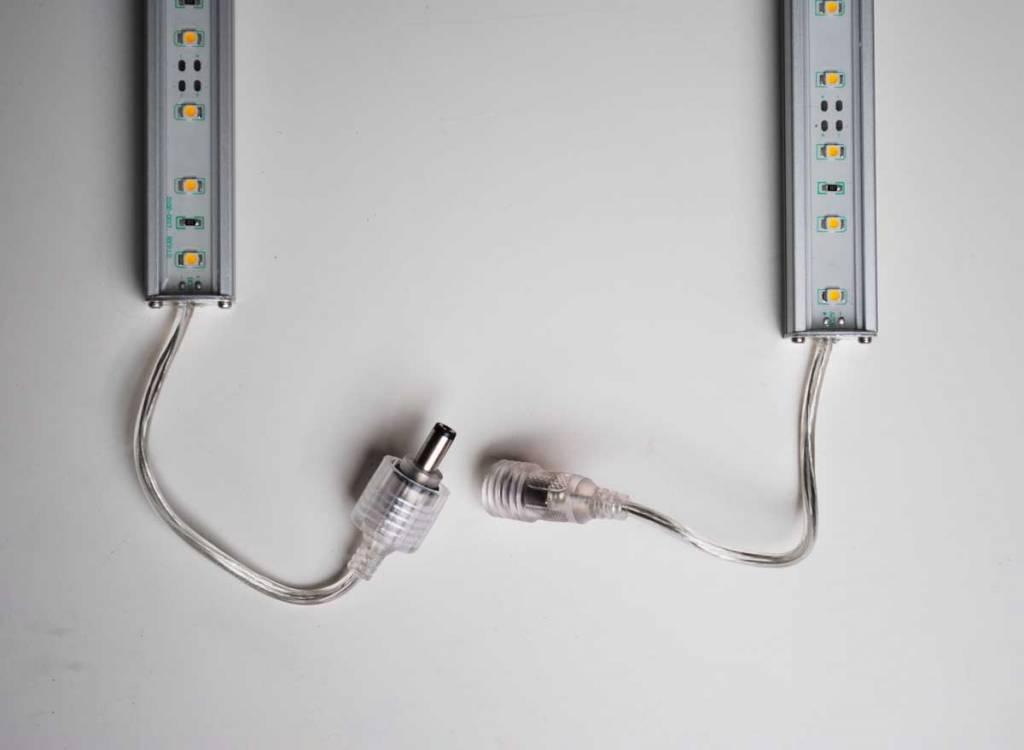 Barre de LED de 100 centimètres - Blanc Chaud - 5630 SMD 24W