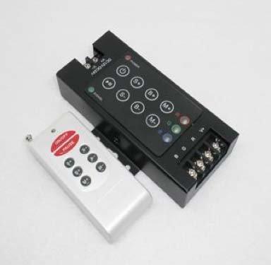 Controlador RGB Música, con control remoto