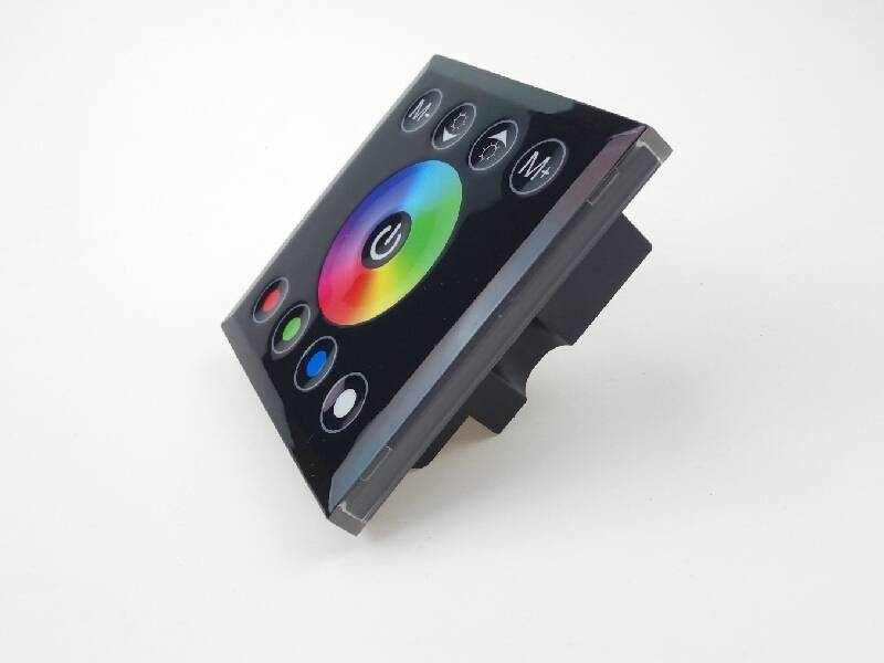 Controlador RGBW para montaje en pared
