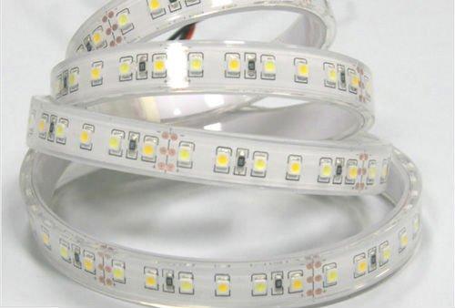 Striscia LED Impermeabile 120 LED/m Bianco Caldo - per 50cm