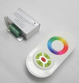 RGB Controller met touchwheel - Wit