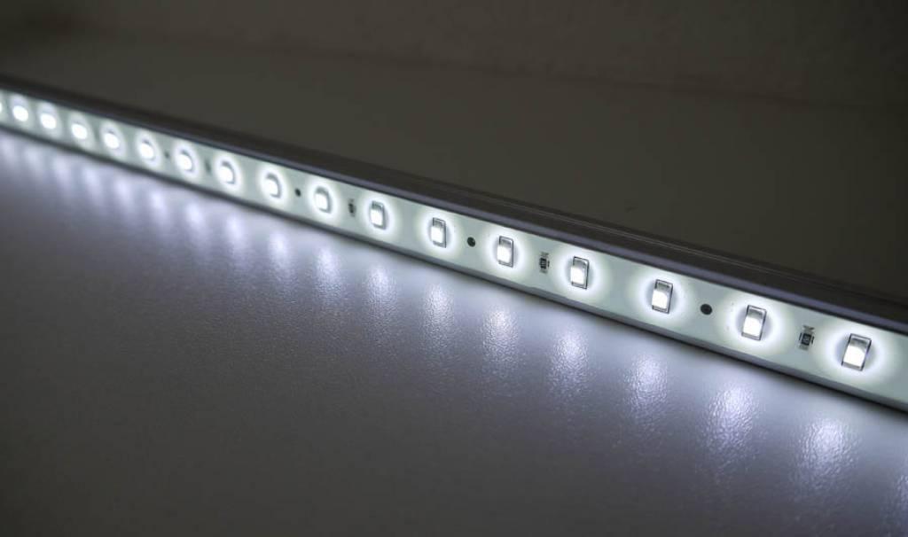 LED Leiste 50 Zentimeter Weiss
