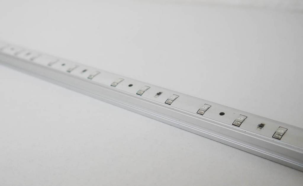 LED Leiste 50 Zentimeter Gelb