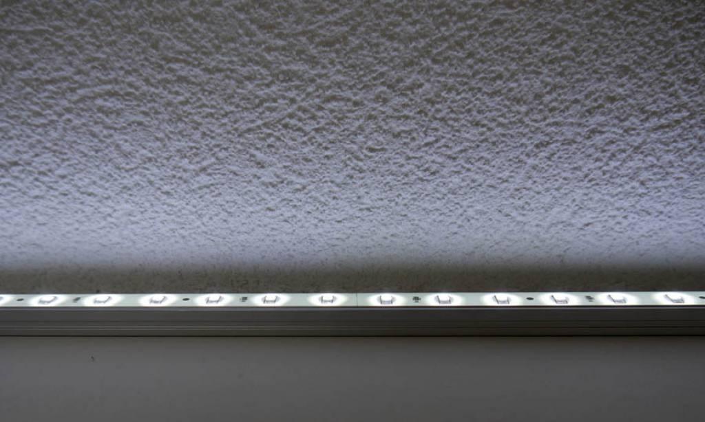Barra LED impermeable de 100 cm - Blanco