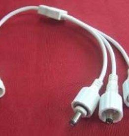 Splitter-câble (1 -> 3) - Étanche