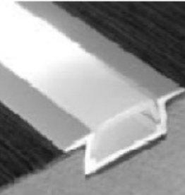Aluminiumprofiel Inbouw 1 meter