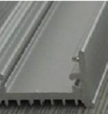 Perfil de aluminio 1 Metro 9 mm de alto