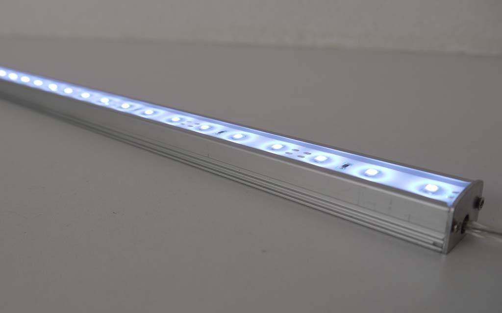 Barra LED impermeable de 50 cm - Blanco frío