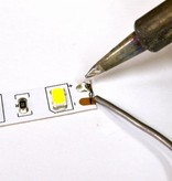 LED Strip Flexibel 2835 60 LED/m CCT Warm Wit ~ Wit instelbaar - per 50cm