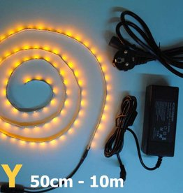 Yellow 60 LED/m Complete