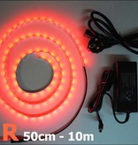 Rosso 60 LED / m completo
