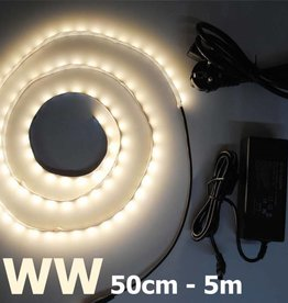 LED Strip Set Warm Wit 5630 60 LED/m