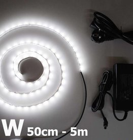 Bande LED Blanc 5630 60 LED / m Kit