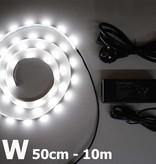 Bande LED Blanc 5630 30 LED / m Kit