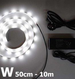 Blanco 5630 30 LED / m completa