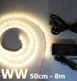Bianco Caldo 5050 60 LED / m completo