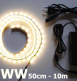 Bianco caldo 60 LED / m completo
