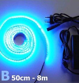 Azul 120 LED / m completa