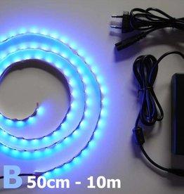 Blu 60 LED / m completo