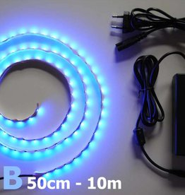 LED Strip Set Blauw 60 LED/m