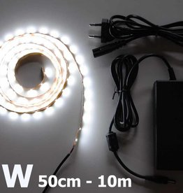 Bande LED Blanc 60 LED / m Kit