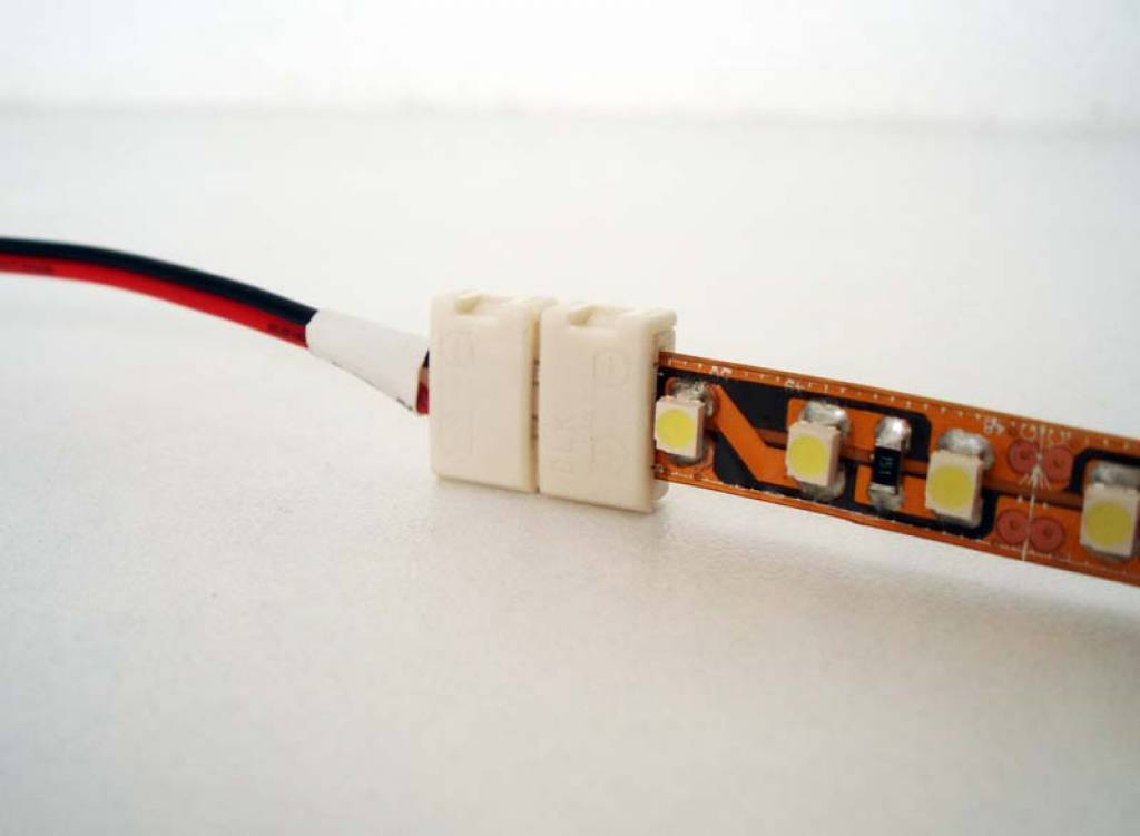 Cable de conexión 15 cm para las tiras de LED