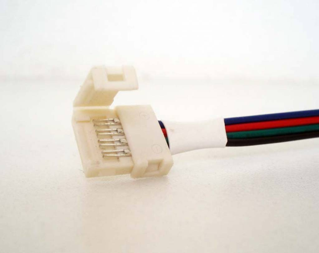 15 cm cable for flexible RGB LED Strips