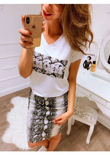Amour Snake Top