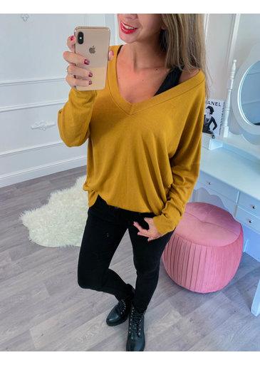 Oversized Sweater Oker